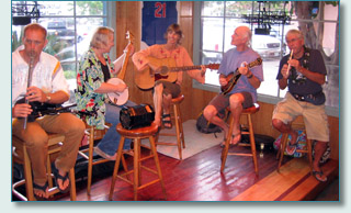 Traditional Celtic music Session Kahului Ale House