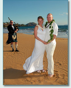 Bruce and Carol-Ann's Maui Wedding