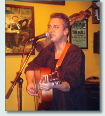 Bruce Coughlan at Ceili's Irish Pub & Restaurant, Downtown Vancouver