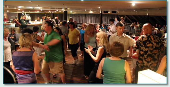 Ceilidh Dance Irish Music Cruise 2012