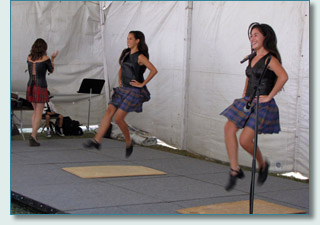 Celtic Keiki at the Hawaiian Scottish Festival 2010