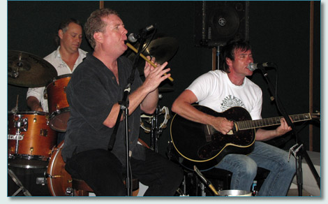 The Celtic Tigers, Mulligans on the Blue, Wailea February 2010