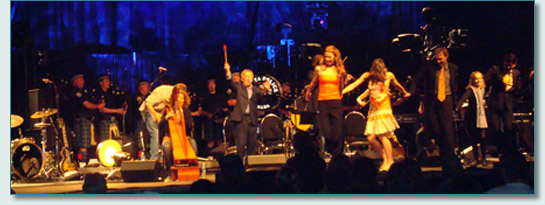 The Chieftains at Surrey Fusion Festival, BC, Canada