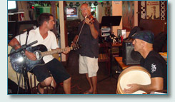 Irish Session Mulligans at the Wharf, Lahaina