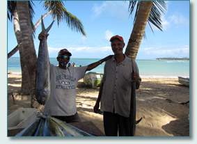 Dominican Republic Fishermen
