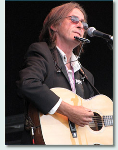 Dougie MacLean ath The Gathering 2009, Edinburgh