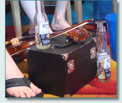 Fiddles, Feet and Corona on the Irish Music Cruise to Mexico