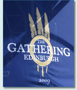 The Gathering 2009, Edinburgh