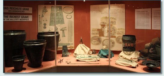 Treasures of the Museum Hallstatt