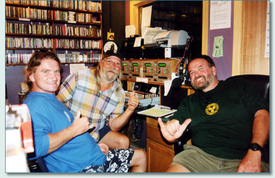 The 2nd Maui Celtic Radio Show in 2003