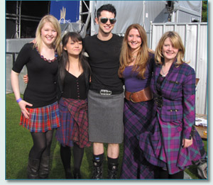 Highland Heartbeat at The Gathering 2009, Edinburgh