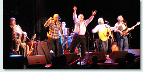 The Irish Rovers Christmas Tour, Century Casino, Edmonton Dec 13, 2010