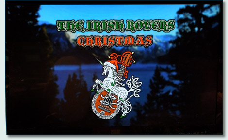 "Hamish Burgess' artwork was on national TV in North America on a Detroit Public Television Special of ""The Irish Rovers Christmas"" DVD."