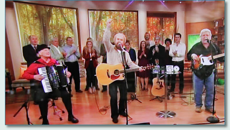 The Irish Rovers on QVC