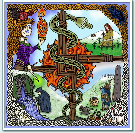 Maui Celtic - Celtic Beliefs, A Celtic History, Celtic
