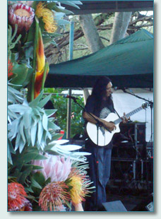 John Cruz at Barryfest 2010, Maui