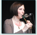 Julie Fowlis at The Gathering 2009, Edinburgh