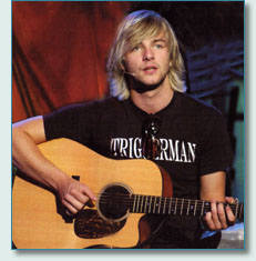 Keith Harkin of Celtic Thunder