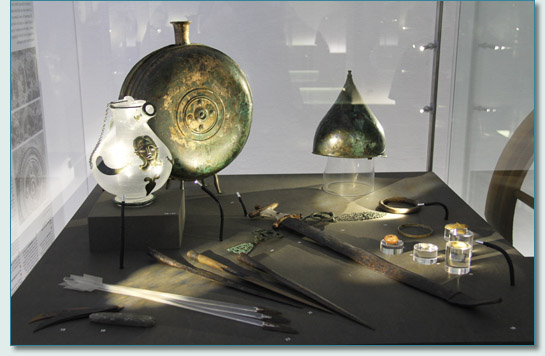 Celtic Treasures of the Keltenmuseum Hallein