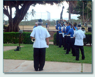 Maui Korean Veterans Association Memorial, Kahului '09