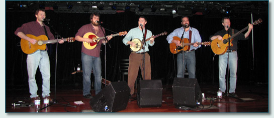 The Makem & Spain Brothers on the Irish Music Cruise 2010