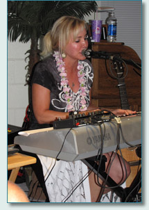 Maree McRae in Lahaina, Maui, June 2010