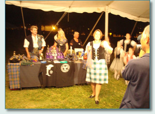 Maui Celtic booth on KGMB9