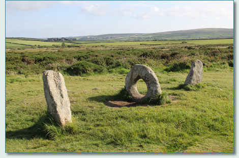 Mên-an-Tol, West Cornwall
