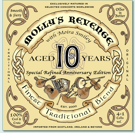 """MOLLY'S REVENGE - AGED 10 YEARS"" by Hamish Burgess © 2011"