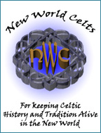 New World Celts Award
