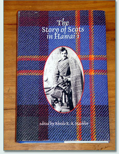 Scots in Hawaii book