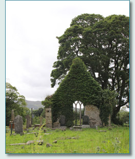 Abbey of St.Mura, Fahan, Co.Donegal