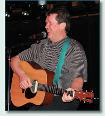Tom Sweeney on The Irish Music Cruise 2012
