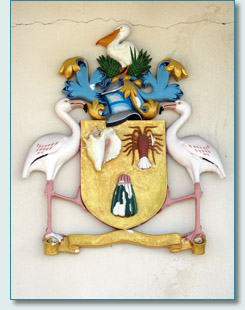 Turks and Caicos Heraldic Arms