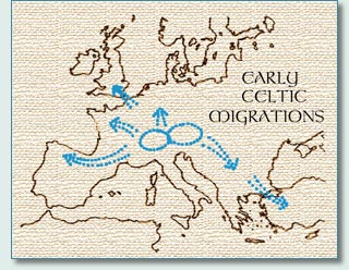 A history of celts in europe