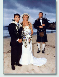 Mark and Catherines Maui Wedding